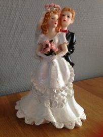 bruidspaar groot model