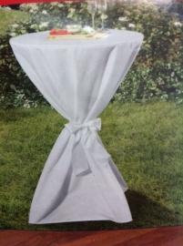 statafel rok kleur wit