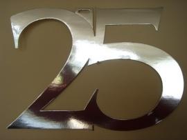 kroonschild deurbord 25