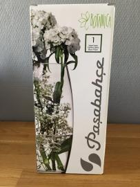 glazen vaas flora 26.5 cm