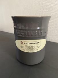 Le Creuset Lepelpot 1,1 Liter kleur Oyster