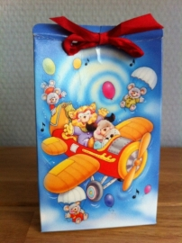 doosjes vliegtuig vrolijke dieren prijs per stuk