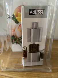 AdHoc peper of zout molen Mill Classic met kado verpakking en recept