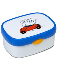 Nijntje op reis lunchbox broodtrommel