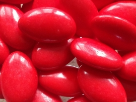dragees rood 500 gram.