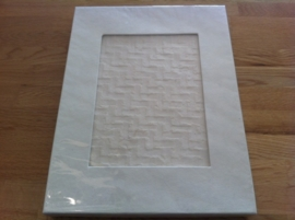 receptieboek th 453 wit in bewaardoos
