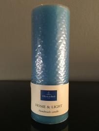 Villeroy & Boch Essent. Candles light blue pillar 7 x  19 cm
