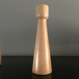 Villeroy & Boch kandelaar hout 20cm