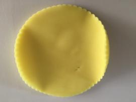 tule geel per stuk
