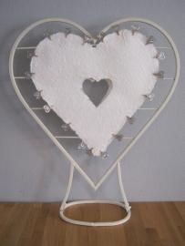 hart decoratie pakket