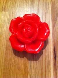 roos zeepje  per stuk