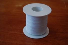 lint stof 20 mtr wit per rol
