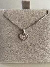 Hot Diamonds Collier Stargazer Heart