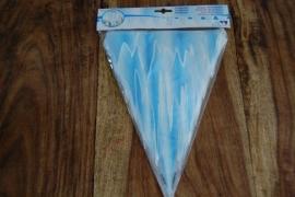 vlaggenlijn apres ski opdruk ijspegels