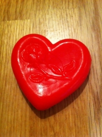 hart vorm zeepje prijs per stuk