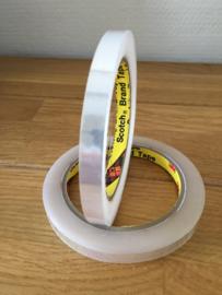 rol lint plastic doorzichtig 10 mm 100 meter