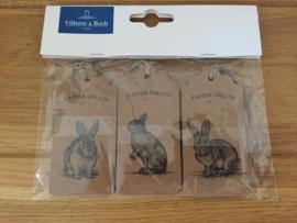 Villeroy & Boch Paper Hanger Rabbit Easter Treats