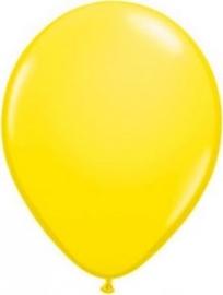 ballon geel 40 cm