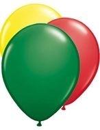 carnavals ballonnen 10 st