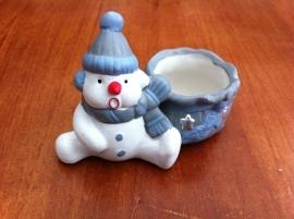 sneeuwpop met kadozak