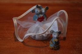 muis muizen compleet opgemaakt