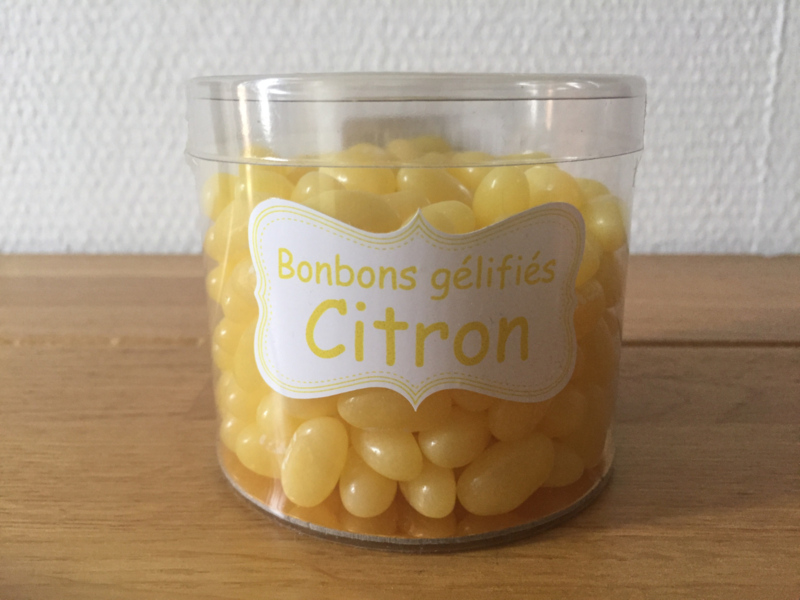 Jelly Beans Fini citroen 250 gram