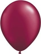 ballonnen paars metallic per 10 stuks