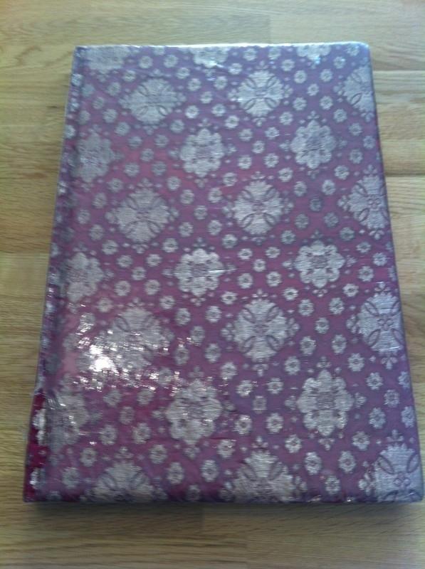 receptieboek ae 535 saree 1
