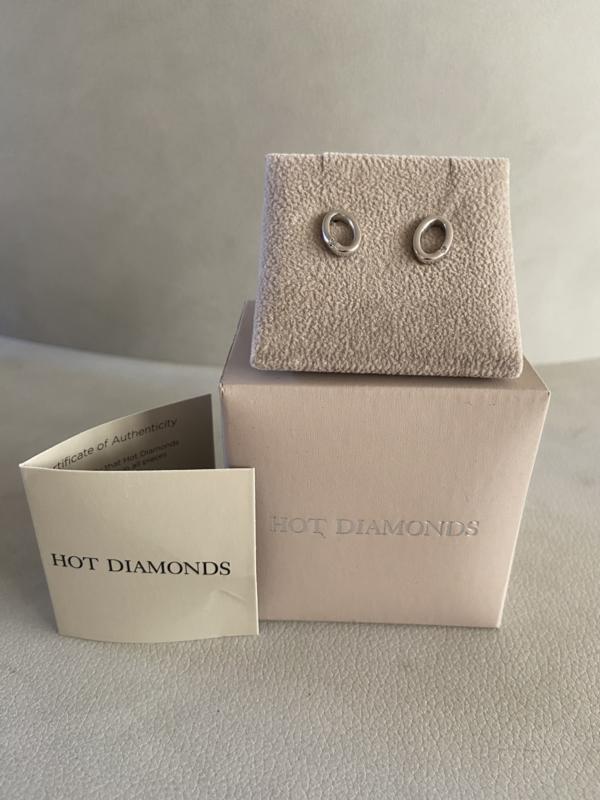 Hot Diamonds Oorbellen incl diamant