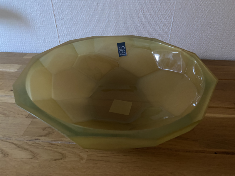 Coco schaal bowl origami dia 34 cm