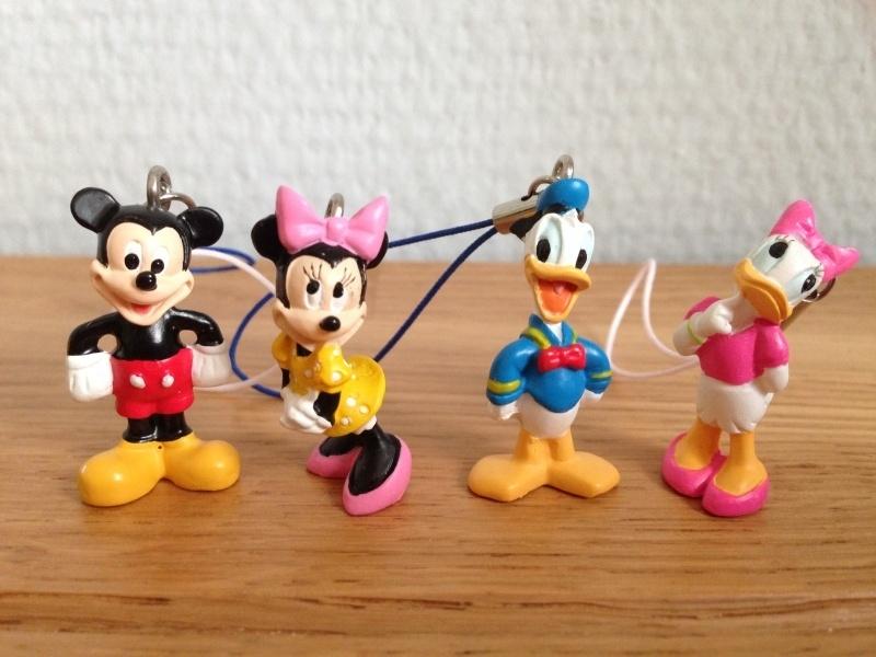 donald katrien mickey en minnie mouse prijs per stuk