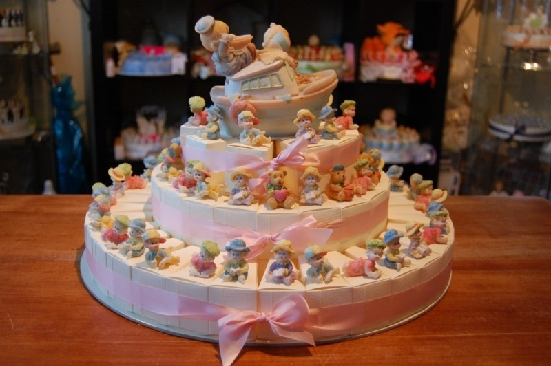 baby boot dreumes taart