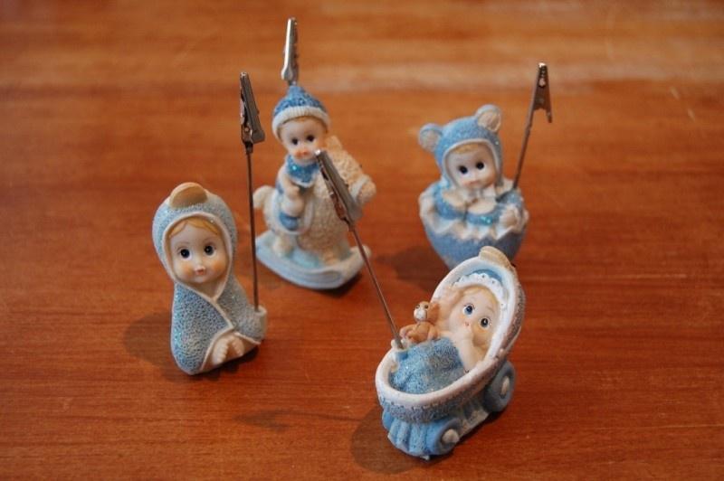 jongen baby familie blauw prijs per stuk