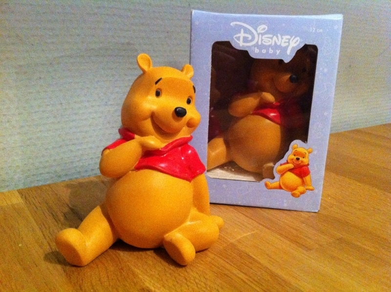 disney winnie de pooh beeld 12 cm