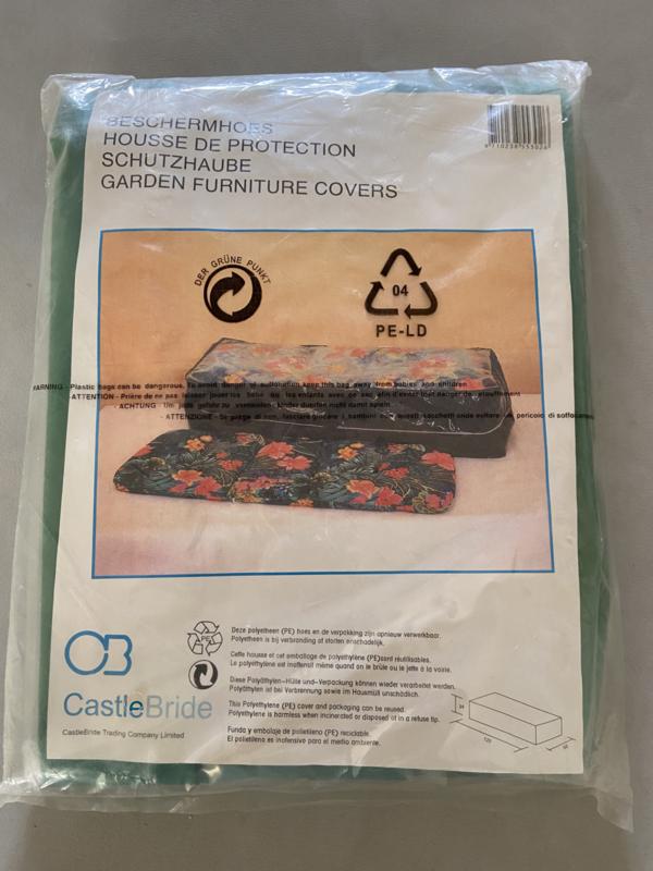 beschermhoes voor tuin meubels 120 x 34 x 50 cm