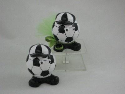 voetbal potje met petje per stuk