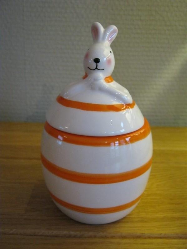 haas, konijn  bonbonnière