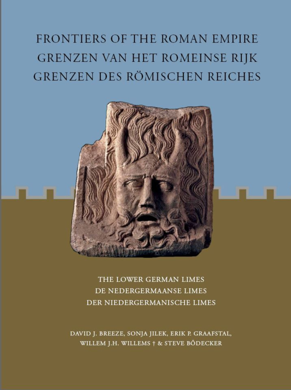 Frontiers of the Roman Empire - De Nedergermaanse Limes 3 talig NL GB D