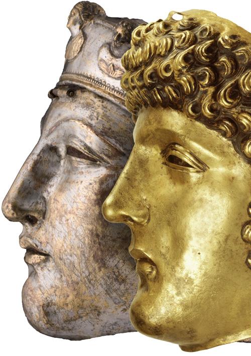 Romeinse Helmen in Nederland