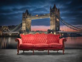 267  Towerbridge London Fotobehang 400x280