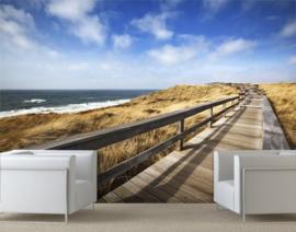 071 SIMPLY SYLT 400x280 Nordsee Strand Duinen fotobehang met lijm