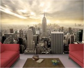 221 New York Skyscraper  300x210 Fotobehang