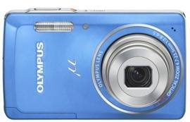 Olympus mju 5010 Blauw Refurbished