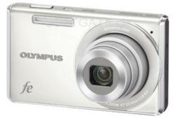 Olympus FE 5035 Wit  14MP groothoeklens Refurbished