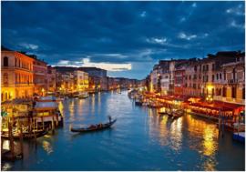 252 Canal Grande Venetië 300x210 Fotobehang