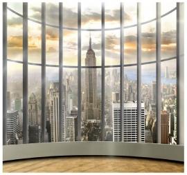 171 OFFICE VIEW 300x280 New York Kantoor fotobehang met lijm