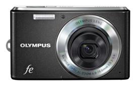 Olympus FE 4050  Zwart 12 MP Refurbished