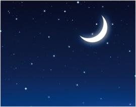 239 A SILENT NIGHT Behang 280x200 WinkelME fotobehang met lijm