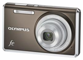 Olympus FE 4030  Grijs 14MP Refurbished