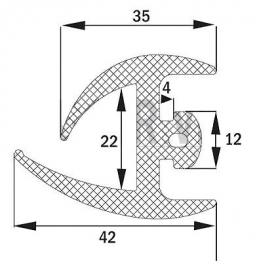 Deurrubber (RU-DE-24670)